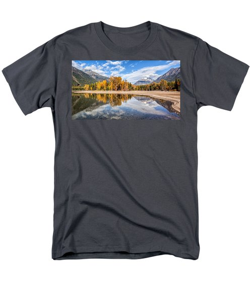Men's T-Shirt  (Regular Fit) featuring the photograph Into The Wild by Aaron Aldrich