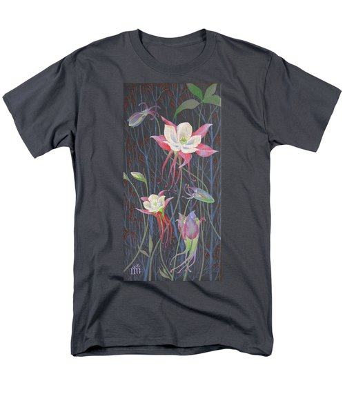 Japanese Flowers Men's T-Shirt  (Regular Fit) by Marina Gnetetsky