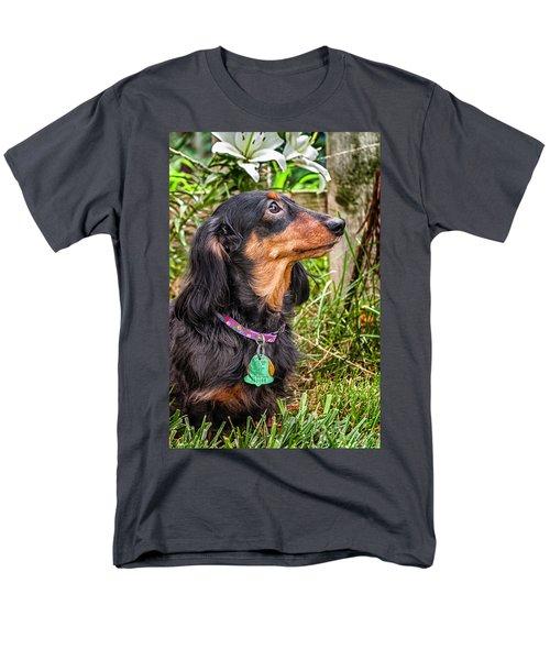 Katie Men's T-Shirt  (Regular Fit) by Jim Thompson