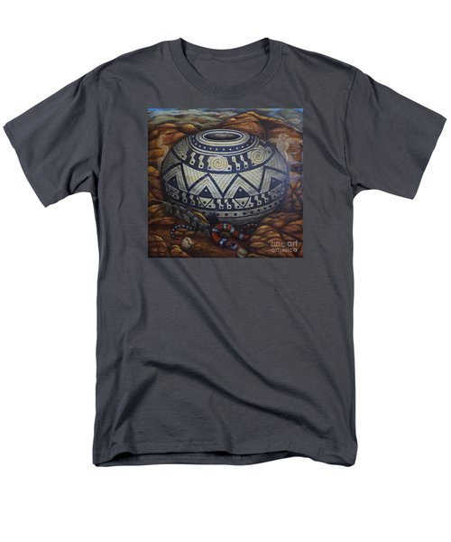 Temptations Men's T-Shirt  (Regular Fit) by Kim Jones