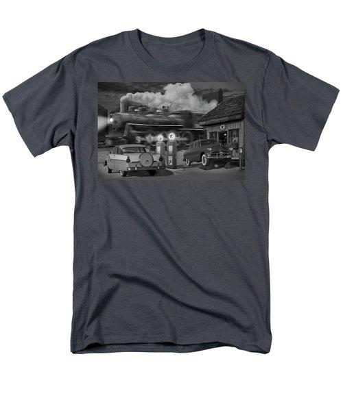 The Pumps Men's T-Shirt  (Regular Fit) by Mike McGlothlen