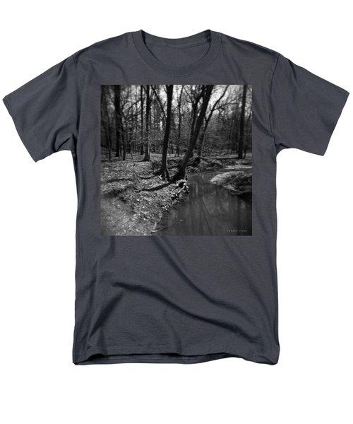 Thorn Creek Men's T-Shirt  (Regular Fit) by Verana Stark