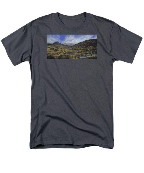 Tres Piedras Men's T-Shirt  (Regular Fit)