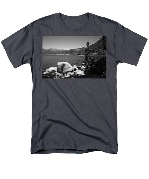 Lake Tahoe Men's T-Shirt  (Regular Fit) by Frank Romeo