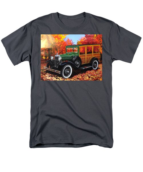 1931 Type 150-b Ford Men's T-Shirt  (Regular Fit) by Carlos Avila