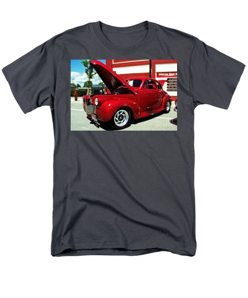 1940 Chevy Men's T-Shirt  (Regular Fit) by Kevin Fortier