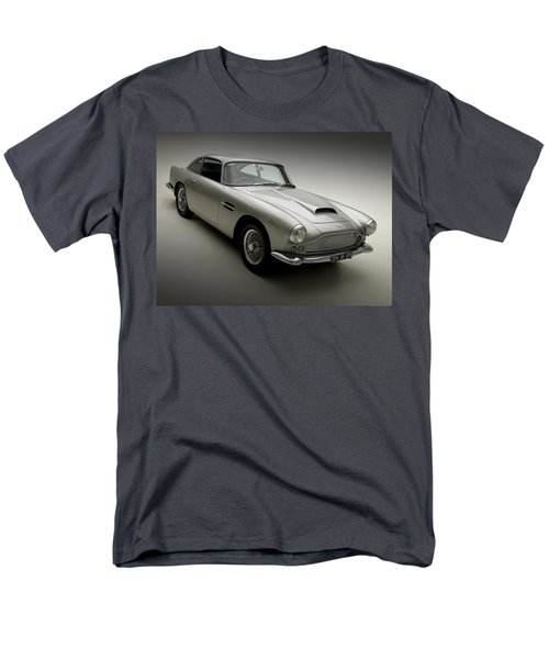 Men's T-Shirt  (Regular Fit) featuring the photograph 1958 Aston Martin Db4 by Gianfranco Weiss