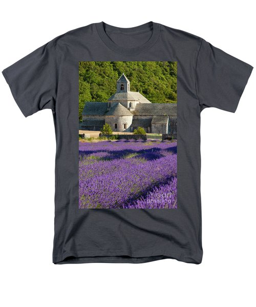 Abbaye De Senanque Men's T-Shirt  (Regular Fit) by Brian Jannsen
