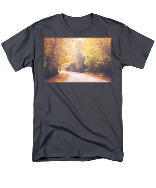 Autumn Light Men's T-Shirt  (Regular Fit)