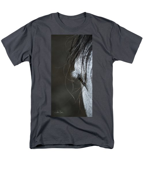 Men's T-Shirt  (Regular Fit) featuring the photograph Gracie by Joan Davis