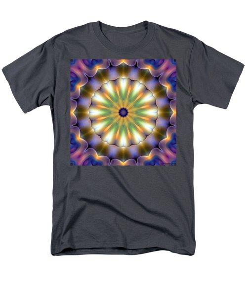 Mandala 105 Men's T-Shirt  (Regular Fit) by Terry Reynoldson