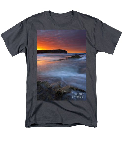 Pennington Dawn Men's T-Shirt  (Regular Fit) by Mike  Dawson