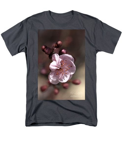 Men's T-Shirt  (Regular Fit) featuring the photograph Spring Blossom by Joy Watson