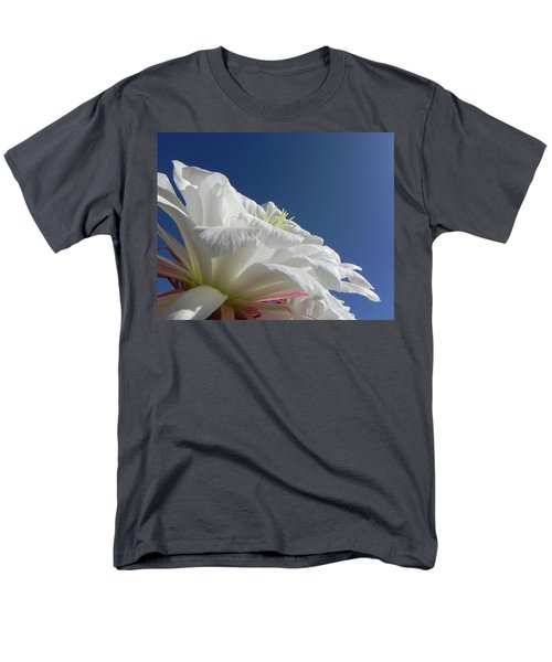 Men's T-Shirt  (Regular Fit) featuring the photograph Striking Contrast by Deb Halloran