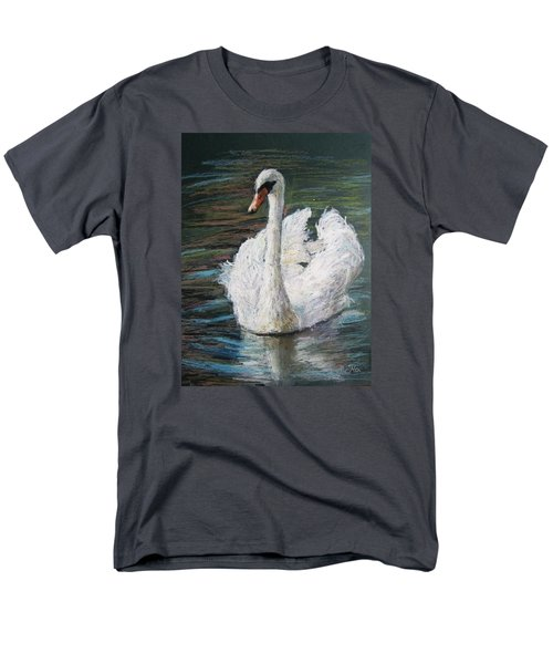 White Swan Men's T-Shirt  (Regular Fit)