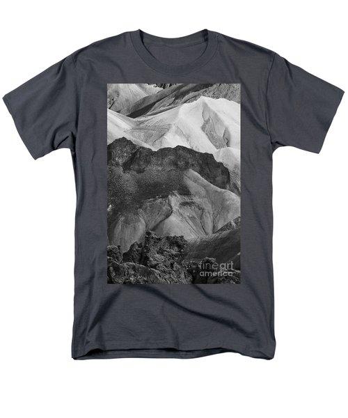 Men's T-Shirt  (Regular Fit) featuring the photograph Landmannalaugar Iceland 6 by Rudi Prott