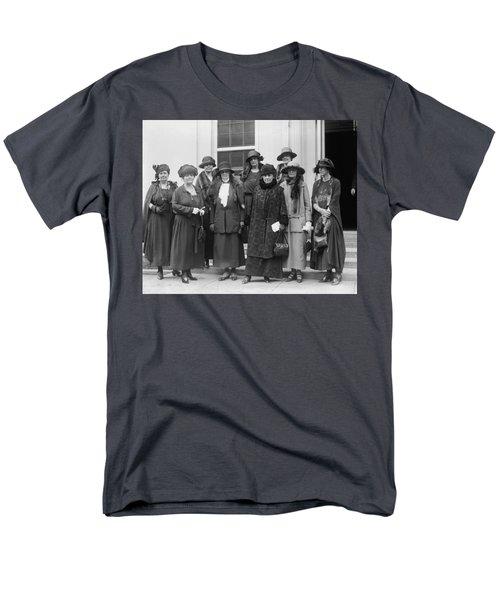 Men's T-Shirt  (Regular Fit) featuring the photograph League Of Women Voters by Granger