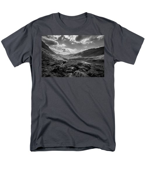 Langdale Men's T-Shirt  (Regular Fit) by Mike Taylor
