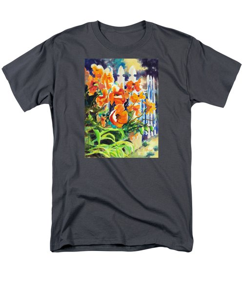 A Choir Of Poppies Men's T-Shirt  (Regular Fit) by Kathy Braud