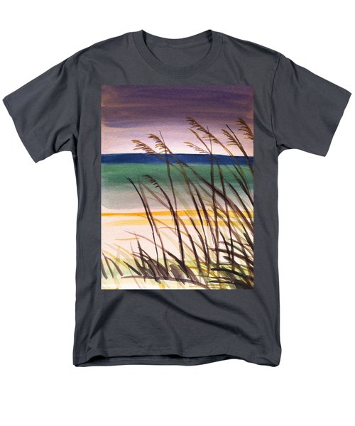 A Day At The Beach 2 Men's T-Shirt  (Regular Fit) by Hae Kim