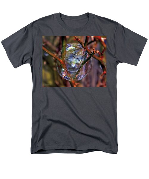 A Delicate Balance Men's T-Shirt  (Regular Fit) by Suzanne Stout