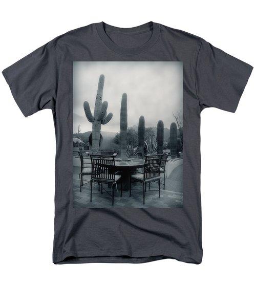 A Gentle Winter Rain Men's T-Shirt  (Regular Fit) by Lucinda Walter