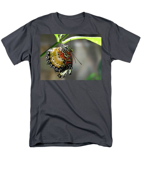 Men's T-Shirt  (Regular Fit) featuring the photograph A Real Beauty by Jennifer Wheatley Wolf