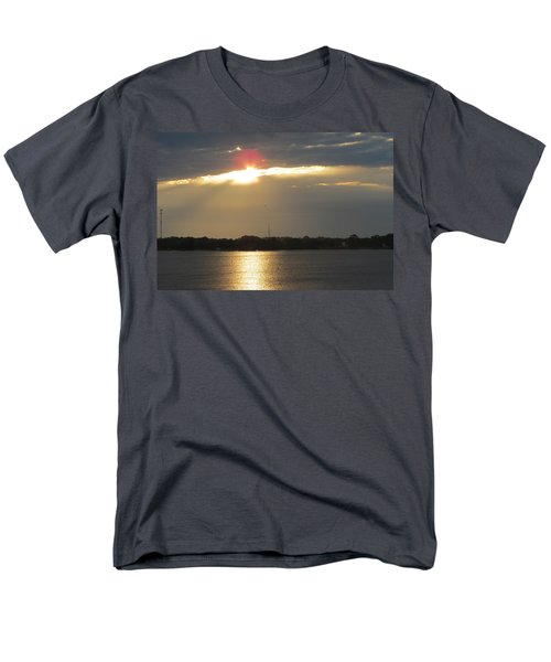 A Slot For The Sun Men's T-Shirt  (Regular Fit) by Fortunate Findings Shirley Dickerson
