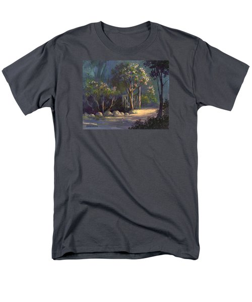A Special Place Men's T-Shirt  (Regular Fit) by Michael Humphries