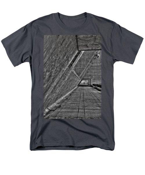 A Visitor Men's T-Shirt  (Regular Fit) by Mark Alder