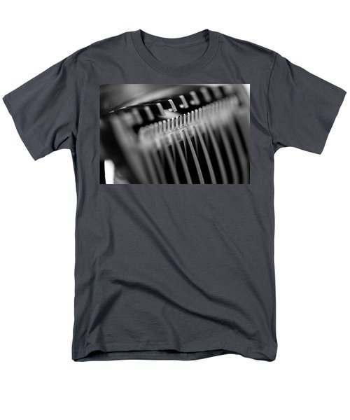 Abstract Razor Men's T-Shirt  (Regular Fit) by Mike Taylor