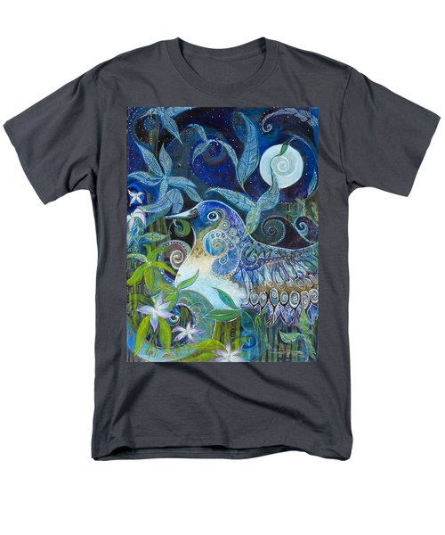 Admiration Men's T-Shirt  (Regular Fit) by Leela Payne