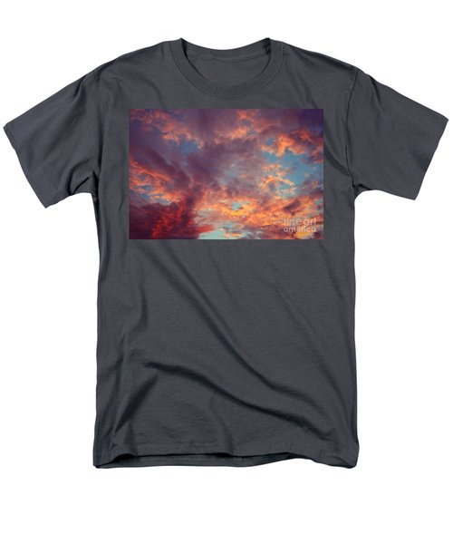 After The Rain Men's T-Shirt  (Regular Fit) by Mary-Lee Sanders