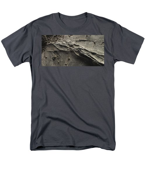 Alien Lines Men's T-Shirt  (Regular Fit) by David Hansen