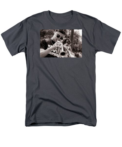 All That Jazz Men's T-Shirt  (Regular Fit) by Tim Stanley