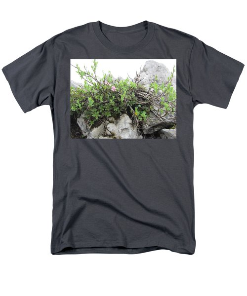 Men's T-Shirt  (Regular Fit) featuring the photograph Alpine Beauty by Pema Hou
