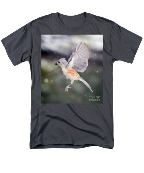 Men's T-Shirt  (Regular Fit) featuring the photograph Angel Wings by Kerri Farley