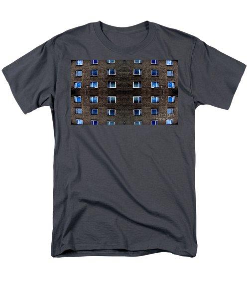 Apartments In Berlin Men's T-Shirt  (Regular Fit) by Andy Prendy