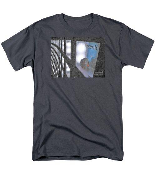 Arsenic No Lace Men's T-Shirt  (Regular Fit) by John King