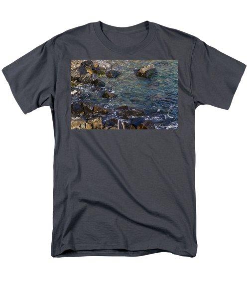 Atlantic Ocean Maine Men's T-Shirt  (Regular Fit)