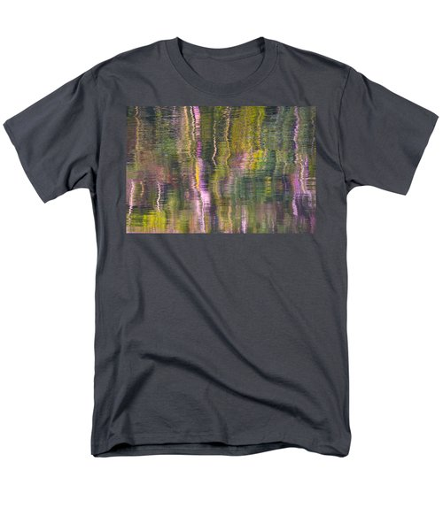 Men's T-Shirt  (Regular Fit) featuring the photograph Autumn Carpet by Yulia Kazansky