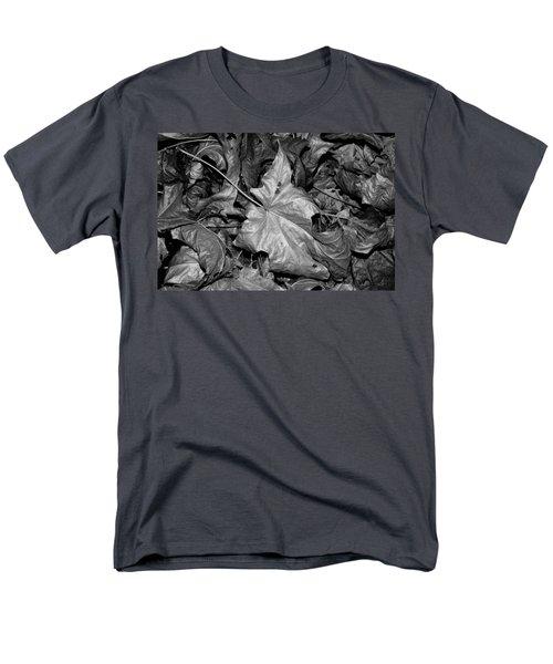 Autumn Leaves Men's T-Shirt  (Regular Fit) by Art Shimamura