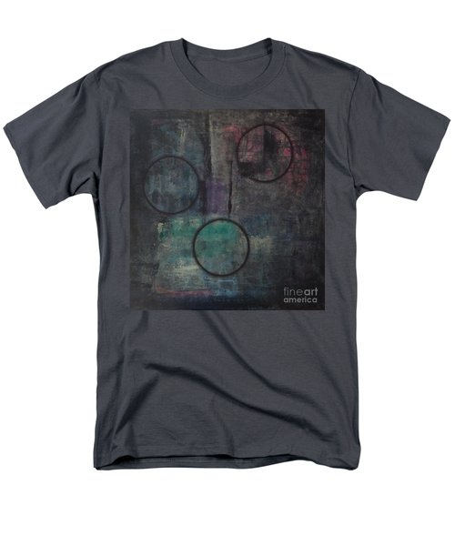 Aware Of Silence Men's T-Shirt  (Regular Fit) by Mini Arora