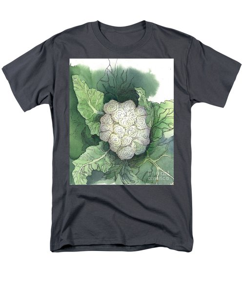 Baby Cauliflower Men's T-Shirt  (Regular Fit) by Maria Hunt