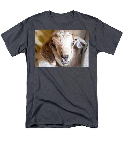 Baby Goat Face Men's T-Shirt  (Regular Fit)