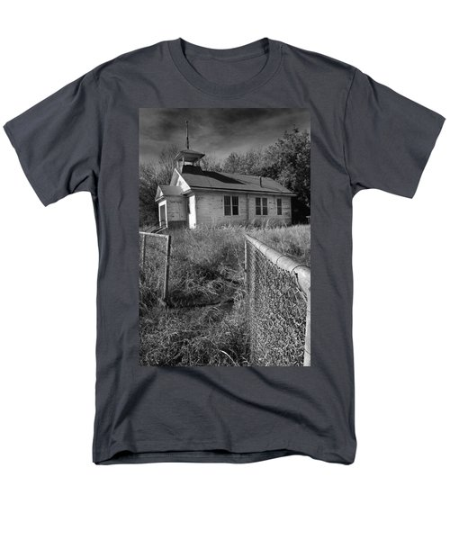 Men's T-Shirt  (Regular Fit) featuring the photograph Back To School by Brian Duram