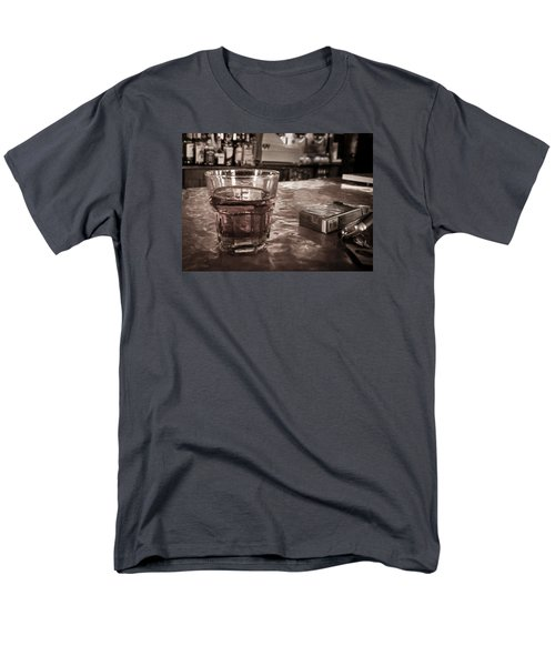 Men's T-Shirt  (Regular Fit) featuring the photograph Bad Habits by Tim Stanley