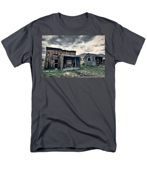 Bannack Carriage House Men's T-Shirt  (Regular Fit)