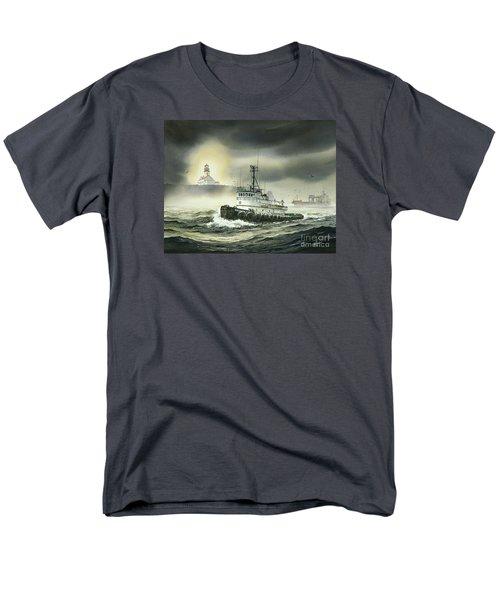 Barbara Foss Men's T-Shirt  (Regular Fit) by James Williamson