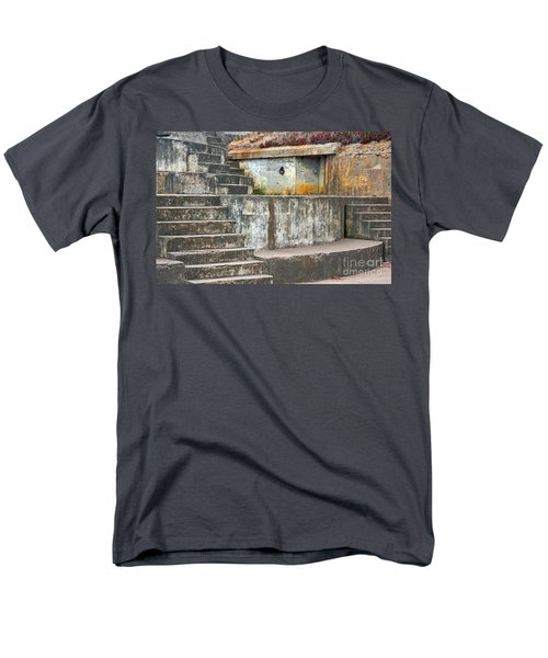 Men's T-Shirt  (Regular Fit) featuring the photograph Battery Chamberlin by Kate Brown